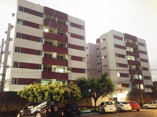Apartamento Em Iputinga, Recife/pe De 60m² 2 Quartos À Venda Por R$ 240.000,00 - Ap539862