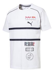 Camisa T-shirt Speedcat Evo Da Red Bull Racing Br - Original