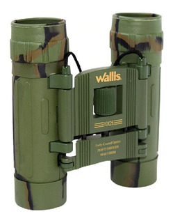 Binocular Camo 10 X 25 Wallis ¡envío Gratis!