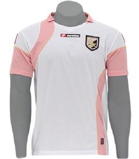 Camisa Lotto Palermo Branca/rosa