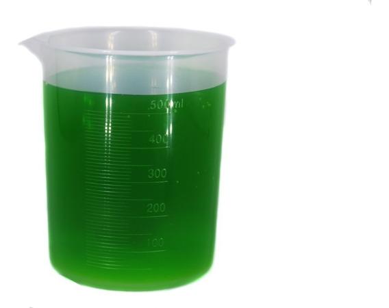 Vaso De Precipitado De Plastico De 500 Ml