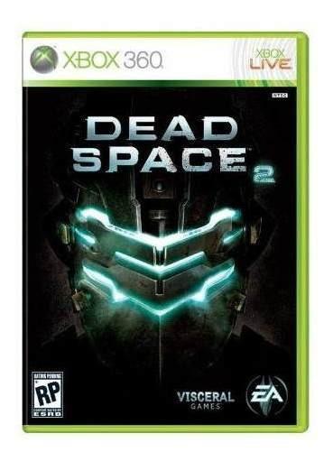 Dead Space 2 Xbox 360 Original Compativel Com Xbox One