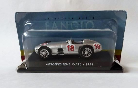 Colección Museo Fangio N° 2 Mercedes-benz W196 (1954)