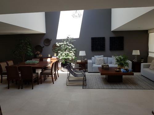 Imagen 1 de 14 de Hermosa Casa Con Doble Altura A 10 Min De Galerías Metepec
