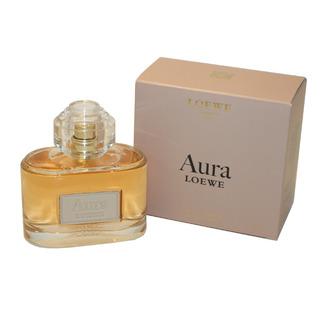 Aura Loewe Eau De Parfum Spray 2.7 Oz / 80 Ml