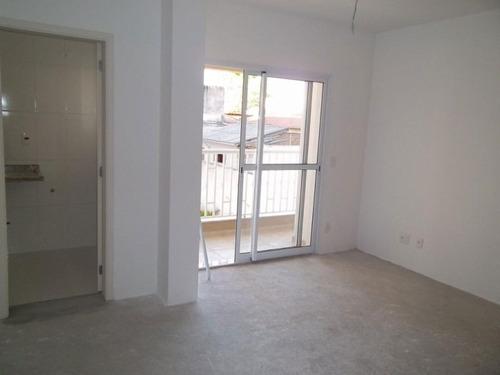 Apartamento Residencial À Venda. 98m ² 3 Dormitórios E 2 Vagas. Sbc. - Ap0045 - 67854623