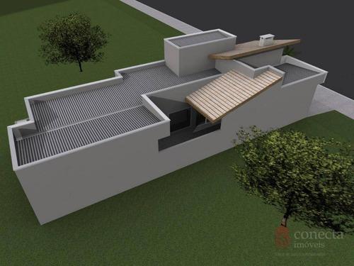 Casa À Venda, 136 M² Por R$ 650.000,00 - Residencial Terras Da Estância - Ala Do Bosque - Paulínia/sp - Ca1279