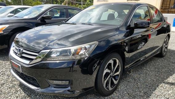 Honda Accord Negro 2014