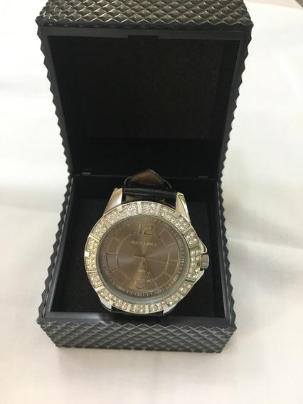 Relógio De Pulso Cavalera Cv28157 Couro Feminino Original