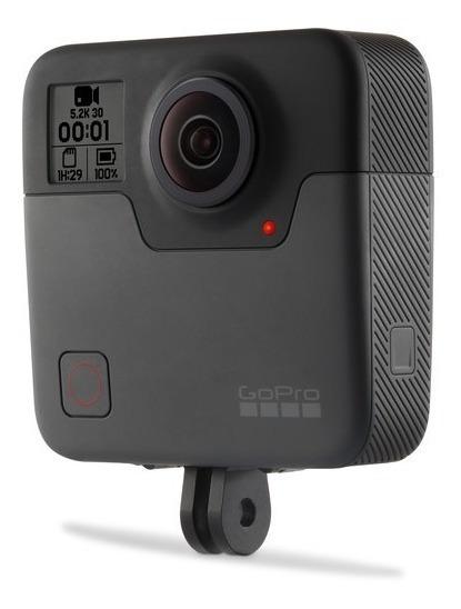 Câmera De Ação Gopro Fusion 360º - Temos Loja Física