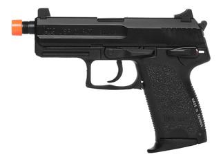Pistola De Airsoft À Gás Gbb Usp Compact Tactical Blowback 6