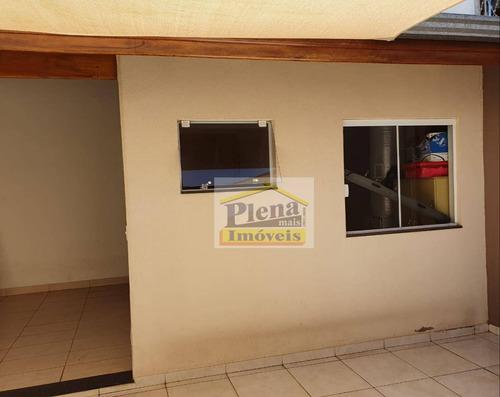 Casa Com 3 Dormitórios À Venda, 178 M² Por R$ 600.000,00 - Jardim Residencial Ravagnani - Sumaré/sp - Ca4531