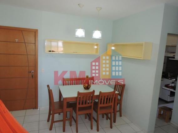 Aluga-se Apartamento No Residencial Clóvis Ciarlini Em Mossoró - Ap2640