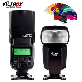Flash Para Canon Speedlight Jy 680a 6d 70d 60d T5i T6i T3