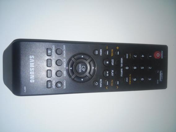 Controle Remoto Samsung Tv/dvd / Novíssimo!!!!