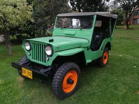Jeep Willys Cj2a