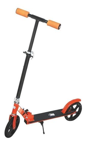 Monopatin Scooter Infantil Bia Plegable Con Freno