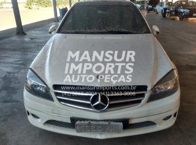 Mercedes Clc200 Kompressor Em Peças Sucata/farol