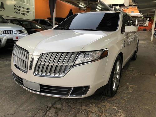 Lincoln Mkt Awd Blindada 2011 Target - Unica No Brasil !