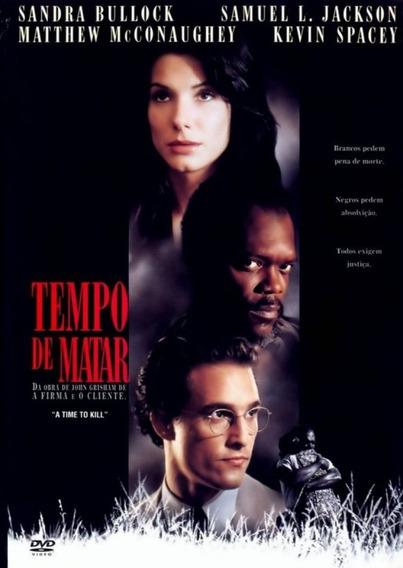 Dvd Tempo De Matar 1996 Dublado + Outro Filme De Brinde