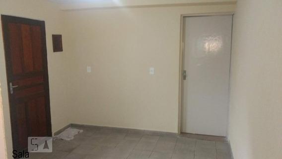 Casa Para Aluguel - Itaquera, 1 Quarto, 60 - 893069914