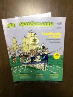 Semsemente Revista Canábica - Ano 1 - Edição 02
