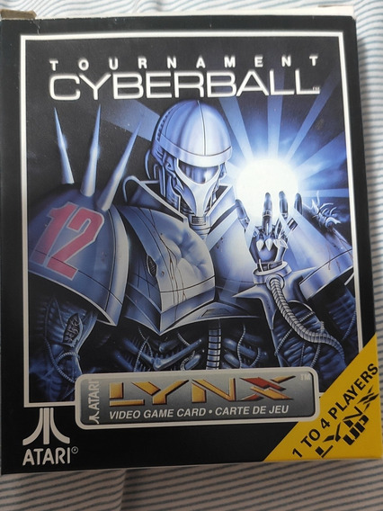 Tournament - Cyberball - Atari Linx