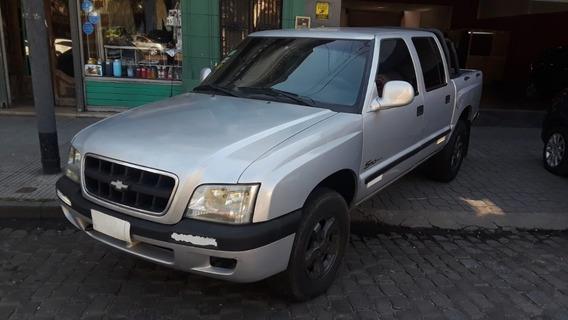 Chevrolet S10 2.8 Dlx Doble Cabina 4x2 Anticipo Y Cuotas