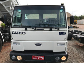 815 Ford Cargo 2003 Chassis