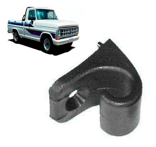 Imagem 1 de 3 de Suporte Quebra Sol ( Preto ) Ford F1000