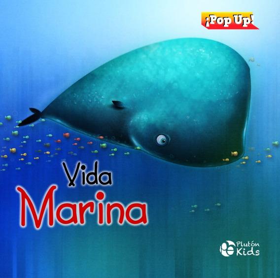 Libro: Vida Marina / Pop-up