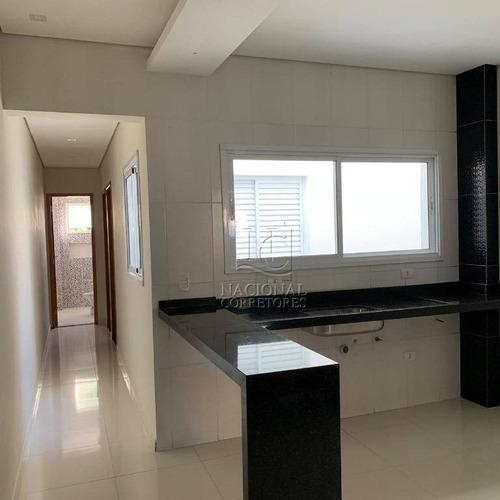 Apartamento Com 2 Dormitórios À Venda, 45 M² Por R$ 238.000,00 - Vila Helena - Santo André/sp - Ap8900