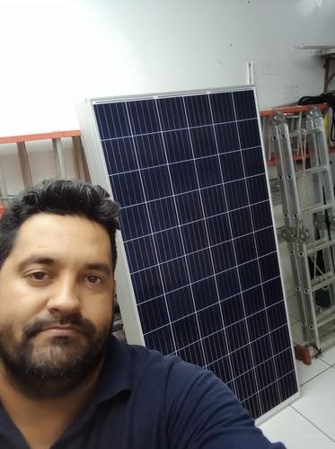 Curso De Energia Solar, 100% Online, Vídeo Aulas Nas Obras.