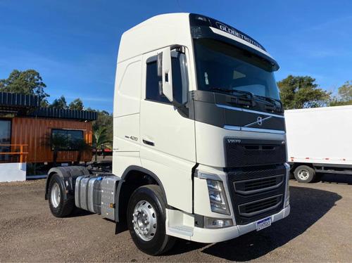 Imagem 1 de 15 de Volvo Fh 420 4x2