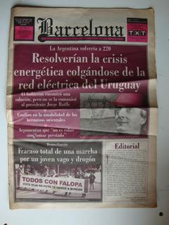 Revista Barcelona N° 37