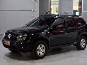 Renault Duster 4x2 Dynamique 1.6 Con Gnc 2015 Color Negro