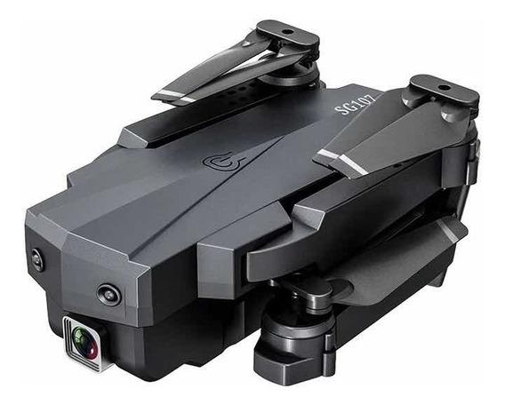Drone Sg107 15m De Vôo Completo 2 Câmeras