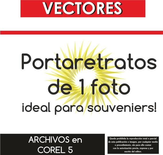 Vectores Portaretratos Souveniers, Fotos, Granja, Unicornio!