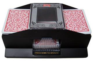 2deck Playing Card Shufflerbicicleta Marca