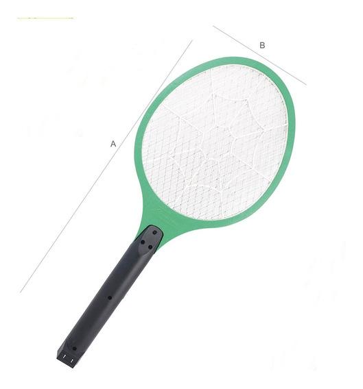 Raqueta Mata Mosquitos Recargable Sps M8808