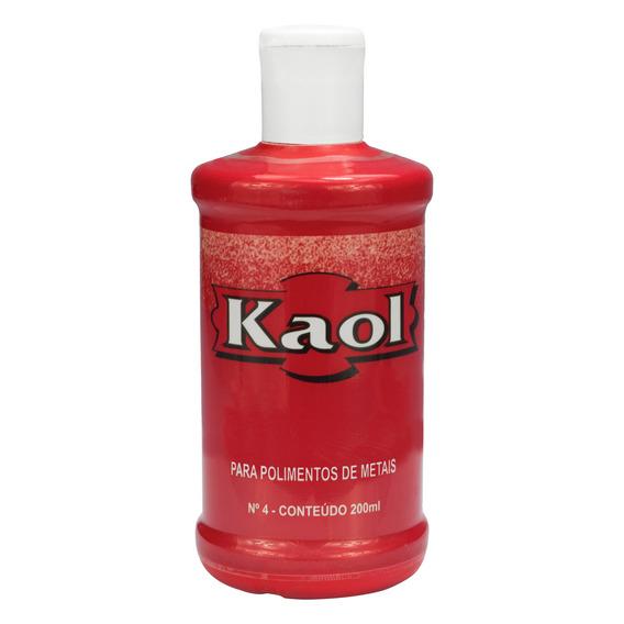 Kaol Líquido Para Polimento De Metais Item