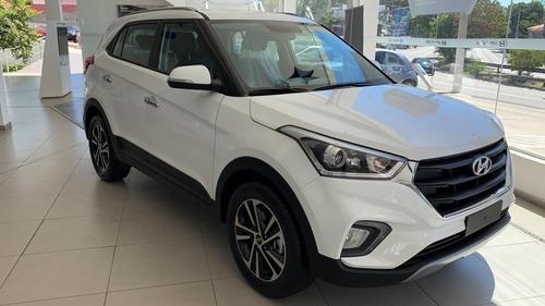 Imagem 1 de 13 de Hyundai Creta Prestige 2.0 At Couro Preto