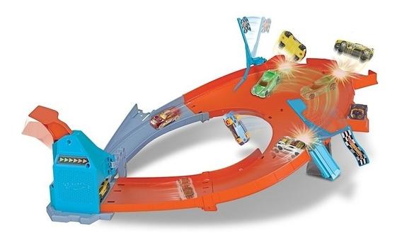 Pista Hotwheels Drift Master Carro Champion