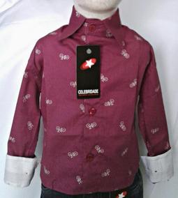 Kit Com 4 Camisas Infantis