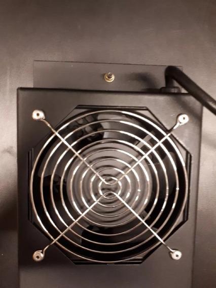 Modulo Ventilación Techo Rack 2 Turbos Coolers 220 V Nuevo