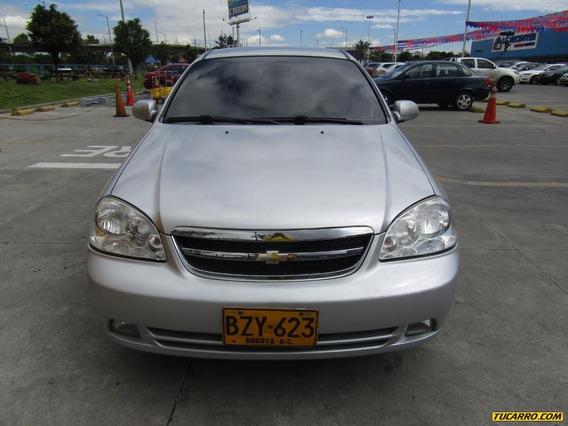 Chevrolet Optra 14l Mt 1400