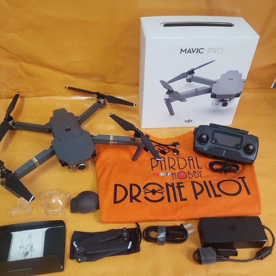 Drone Dji Mavic - Homologado No Seu Nome Grátis