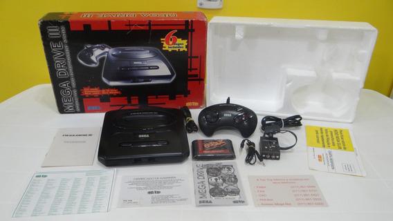 Mega Drive 3 - Completo!