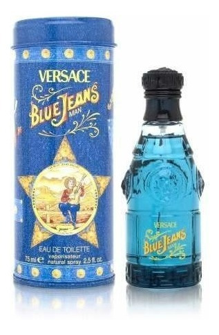 Perfume Blue Jeans Edt 75ml - 100% Original + Amostra