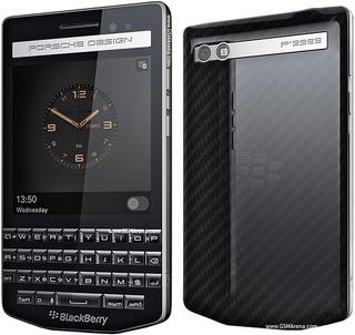 Blackberry Porsche Design P9983 Sqk100-1 Rhb121lw 2gb 64gb